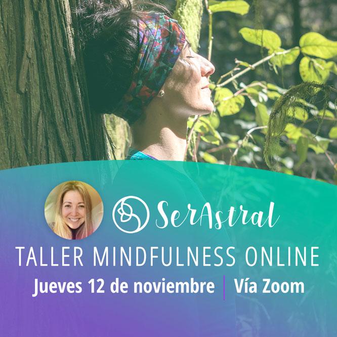 Taller Mindfulness Online